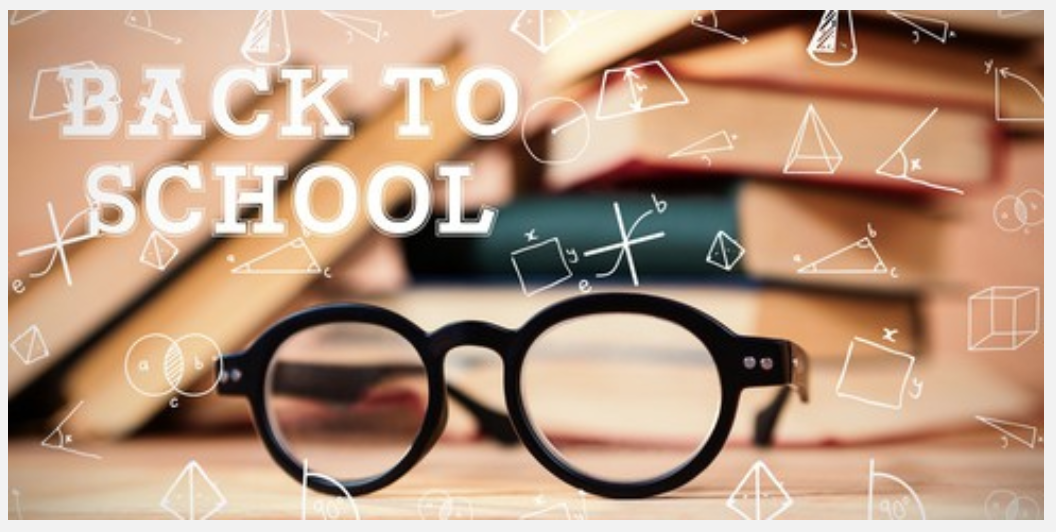 Back to School and Your Child's Vision